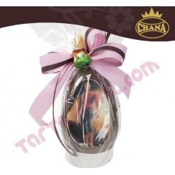 Huevo de Pascua personalizado.