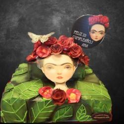 Tarta Frida Kahlo