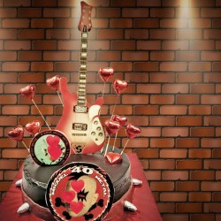 Tarta Heavy Rock