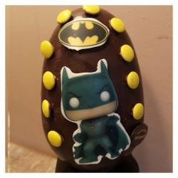Huevo de Pascua de Batman