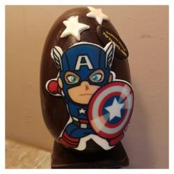 Huevo de Pascua de Capitan America