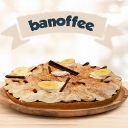 Tarta clásica Banoffee