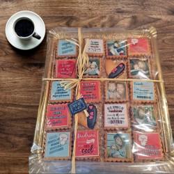 Puzzle de galletas personalizadas