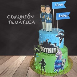Comunion Temática Fortnite