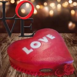 Tarta Corazón Love