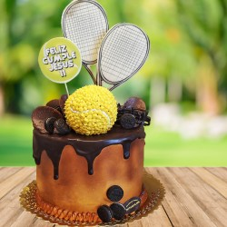 Tarta Padel Tenis