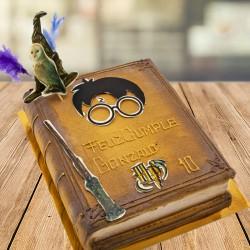 Tara Libro de Harry Potter
