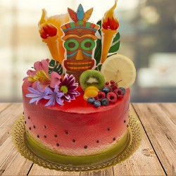 Tarta Hawaiana