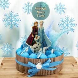 Tarta De Gominolas Frozen