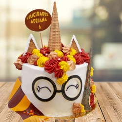 Unicornio Harry Potter