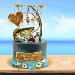Tarta Pesca